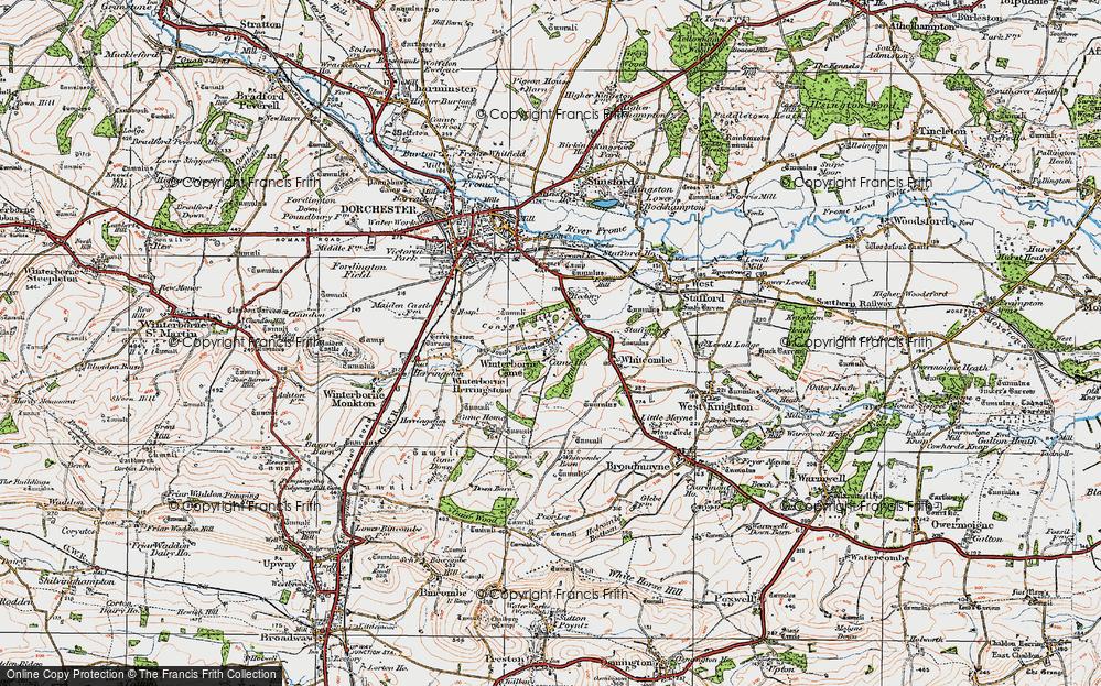 Winterborne Came, 1919