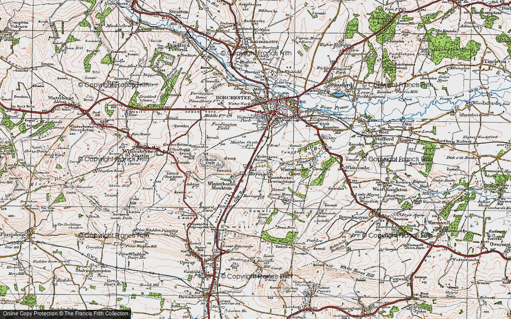 Winterborne Herringston, 1919