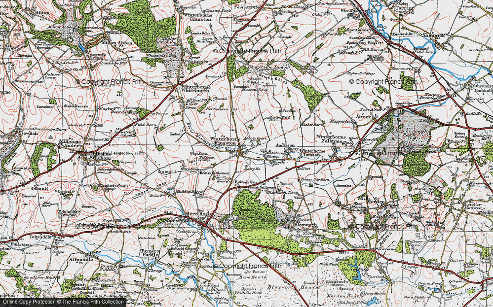 Winterborne Kingston, 1919