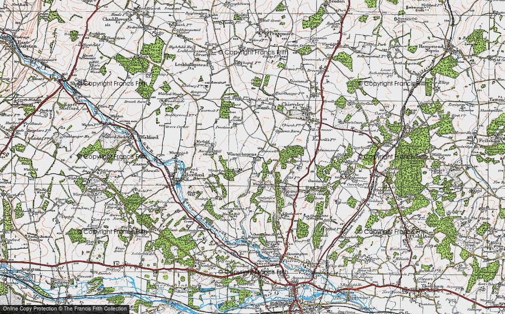 Winterbourne, 1919