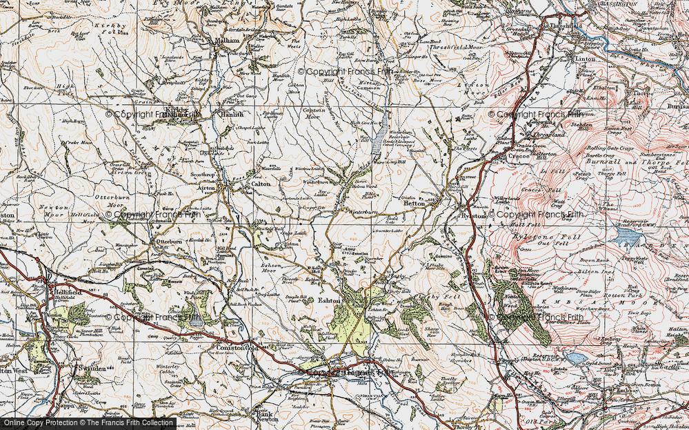 Winterburn, 1925