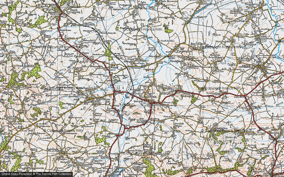 Winterhay Green, 1919