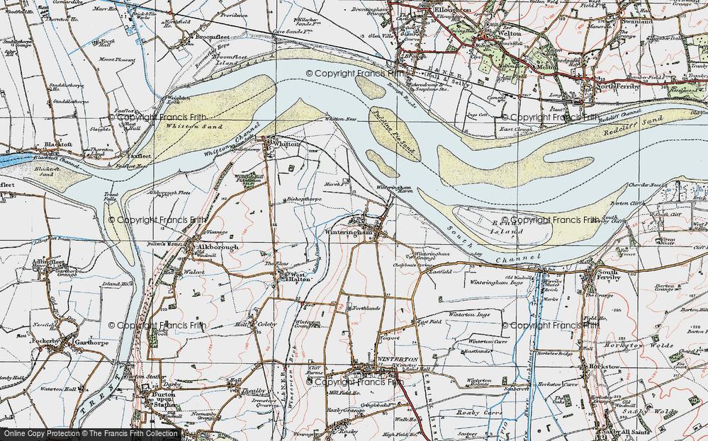 Winteringham, 1924