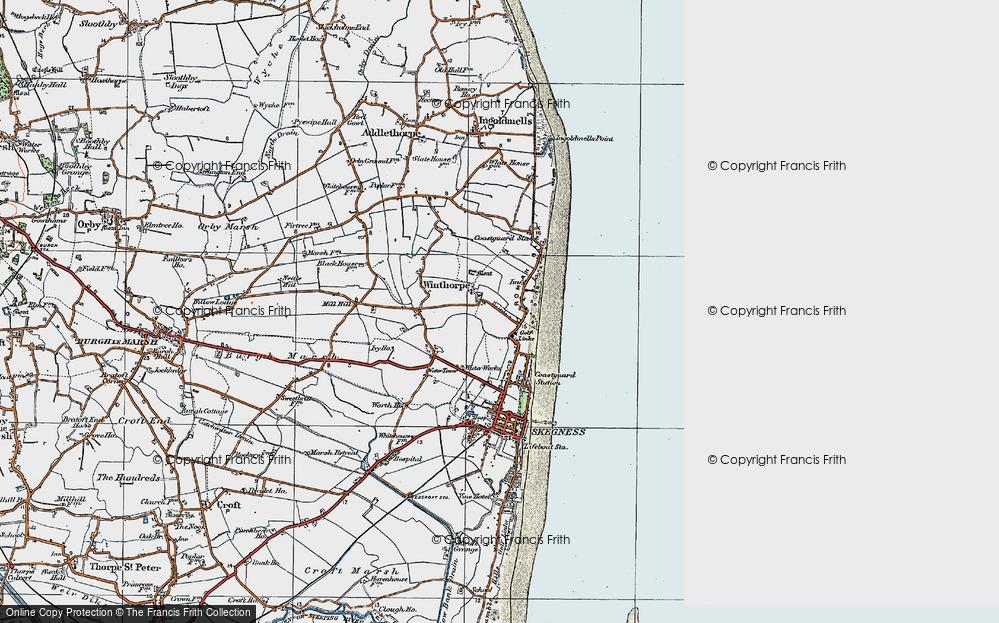 Winthorpe, 1923