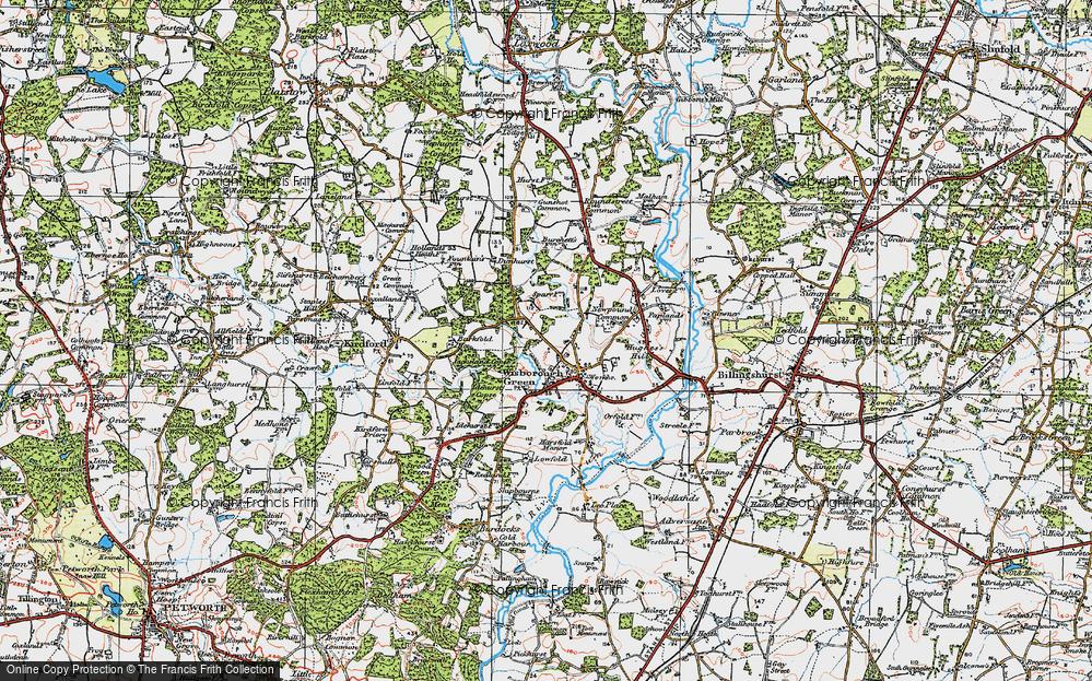 Wisborough Green, 1920