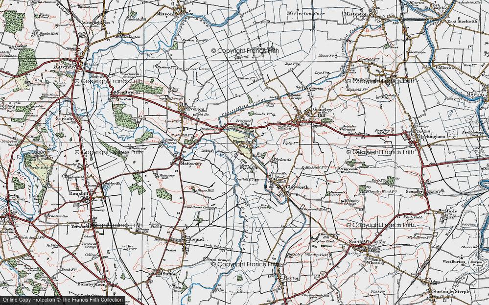 Wiseton, 1923