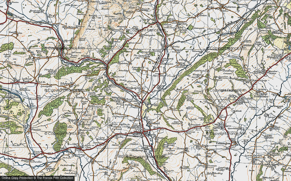 Wistanstow, 1920