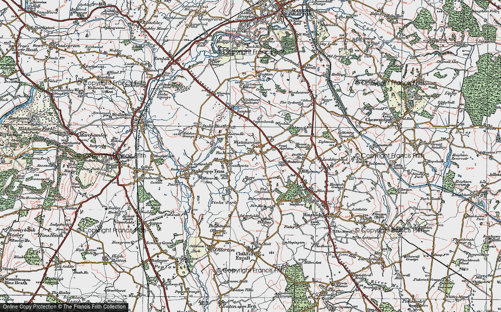Wistanswick, 1921