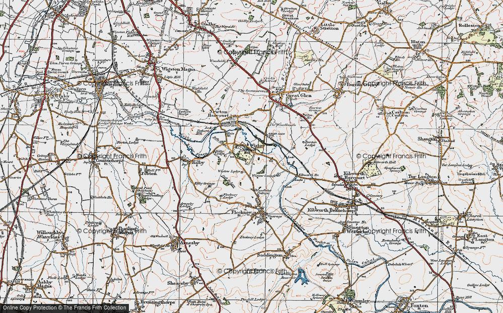 Wistow, 1921