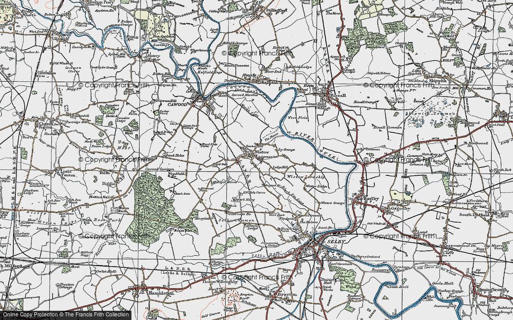 Wistow, 1924