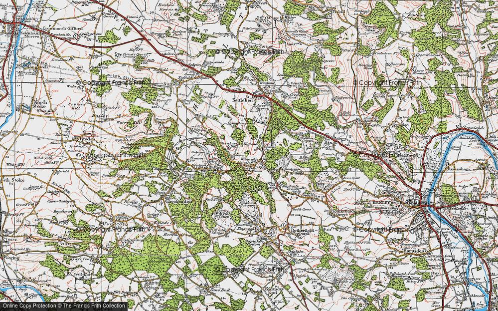 Witheridge Hill, 1919