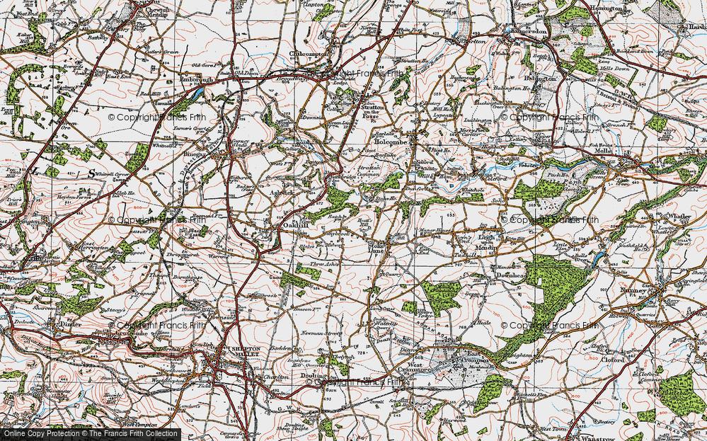 Withybrook, 1919