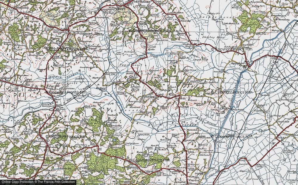 Wittersham, 1921