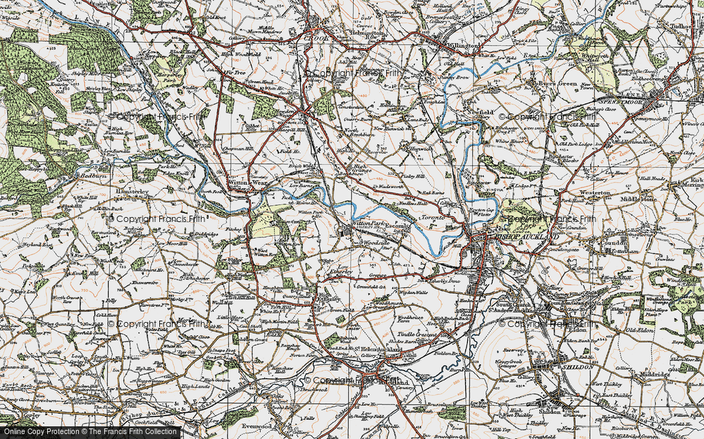 Witton Park, 1925