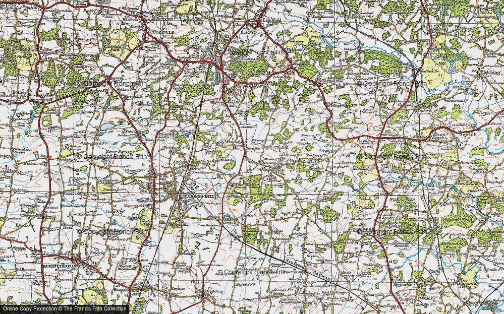 Wivelsfield, 1920