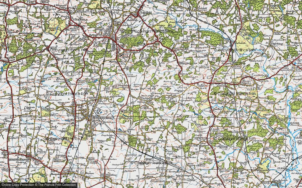 Wivelsfield Green, 1920