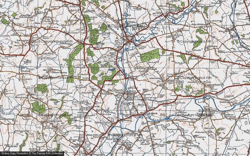 Wixford, 1919