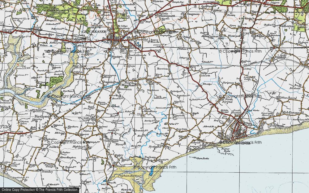 Woldhurst, 1919