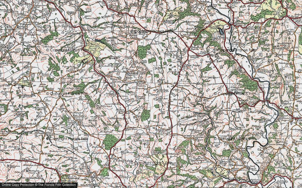 Wolferlow, 1920