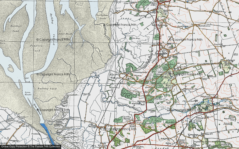 Wolferton, 1922
