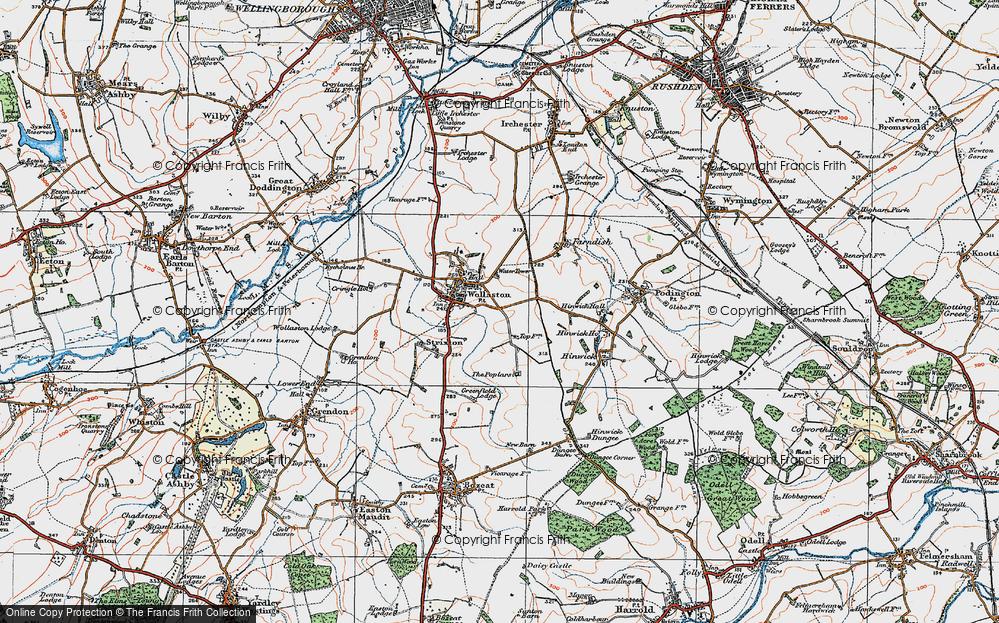 Wollaston, 1919