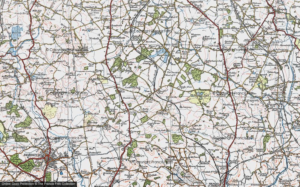 Wood End, 1919