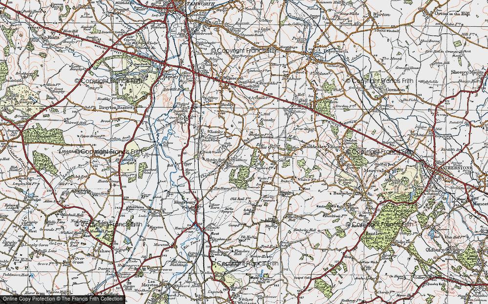 Wood End, 1921