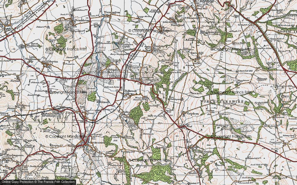 Wood Stanway, 1919