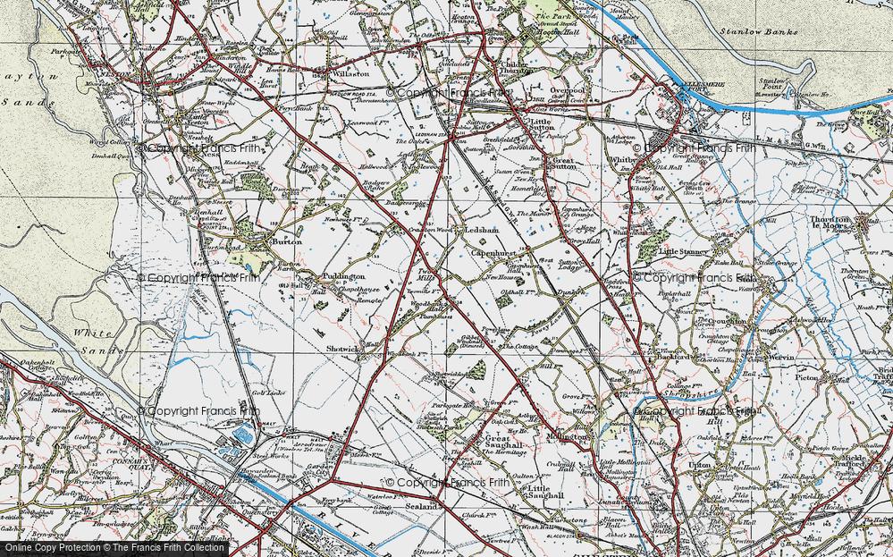 Woodbank, 1924