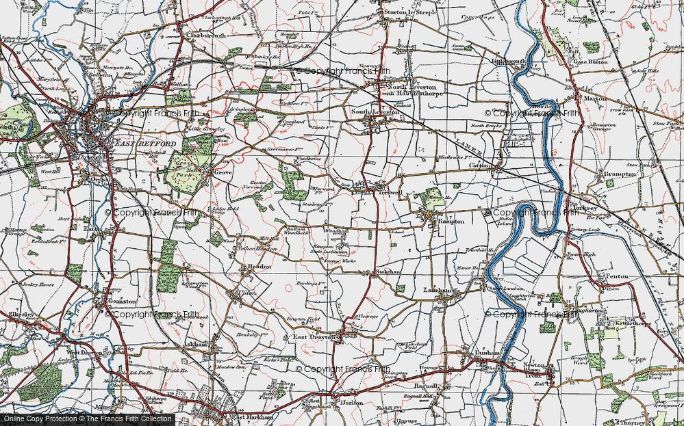 Woodbeck, 1923