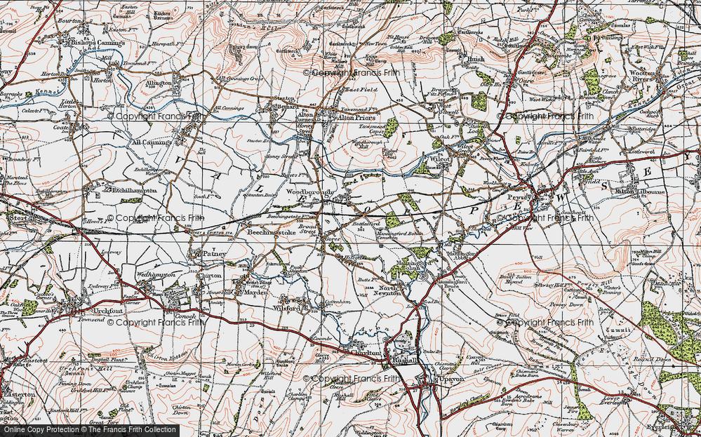 Woodborough, 1919