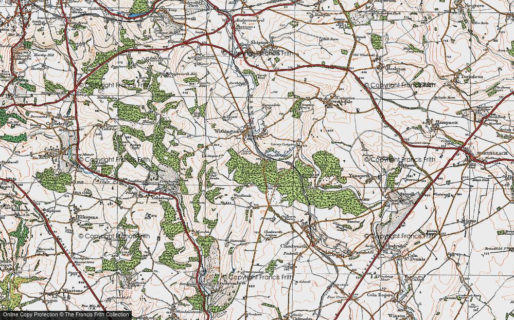 Woodbridge, 1919