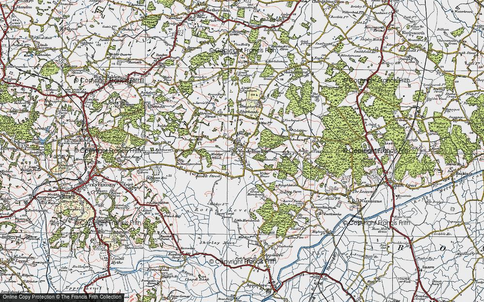 Woodchurch, 1921