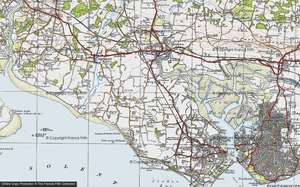 Woodcot, 1919