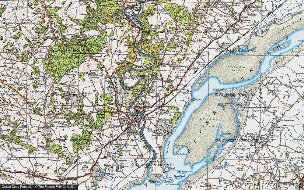 Woodcroft, 1919
