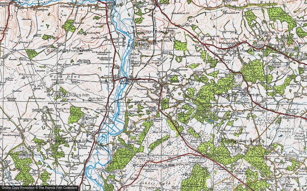 Woodfalls, 1919