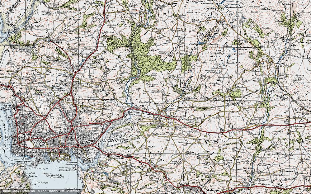 Woodford, 1919