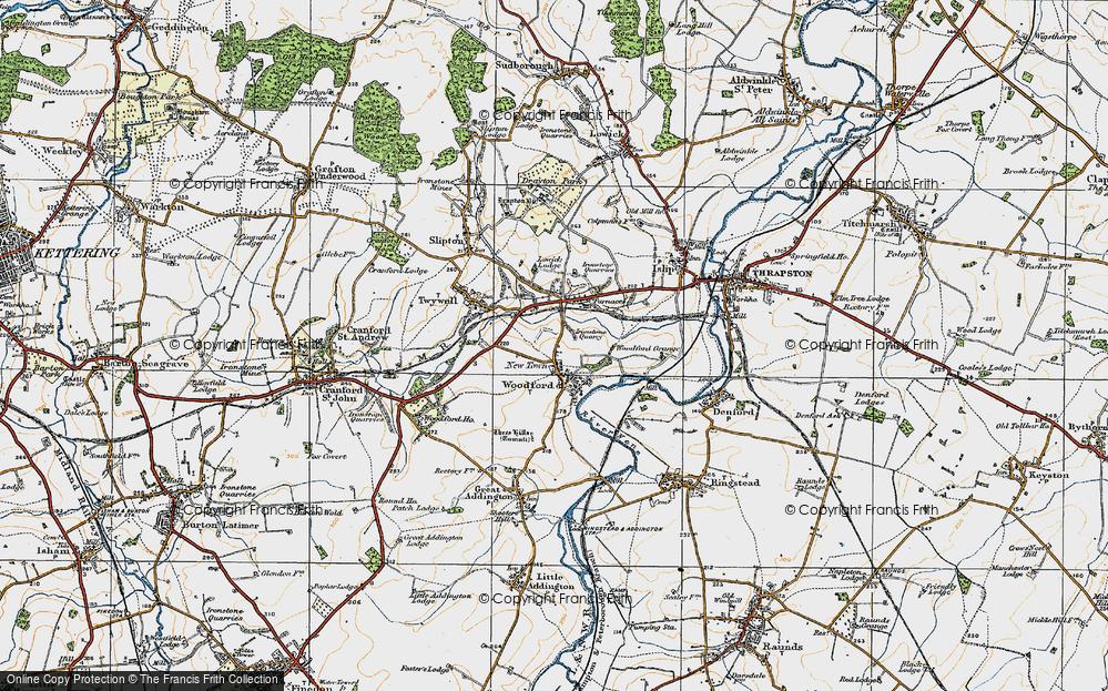 Woodford, 1920