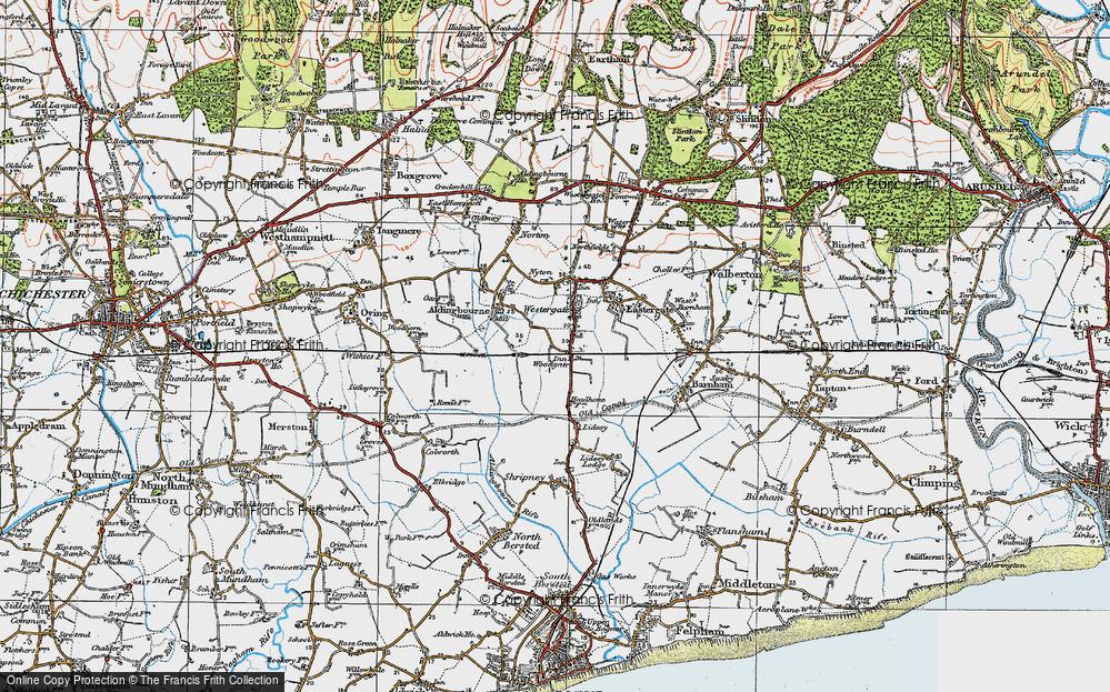 Woodgate, 1920