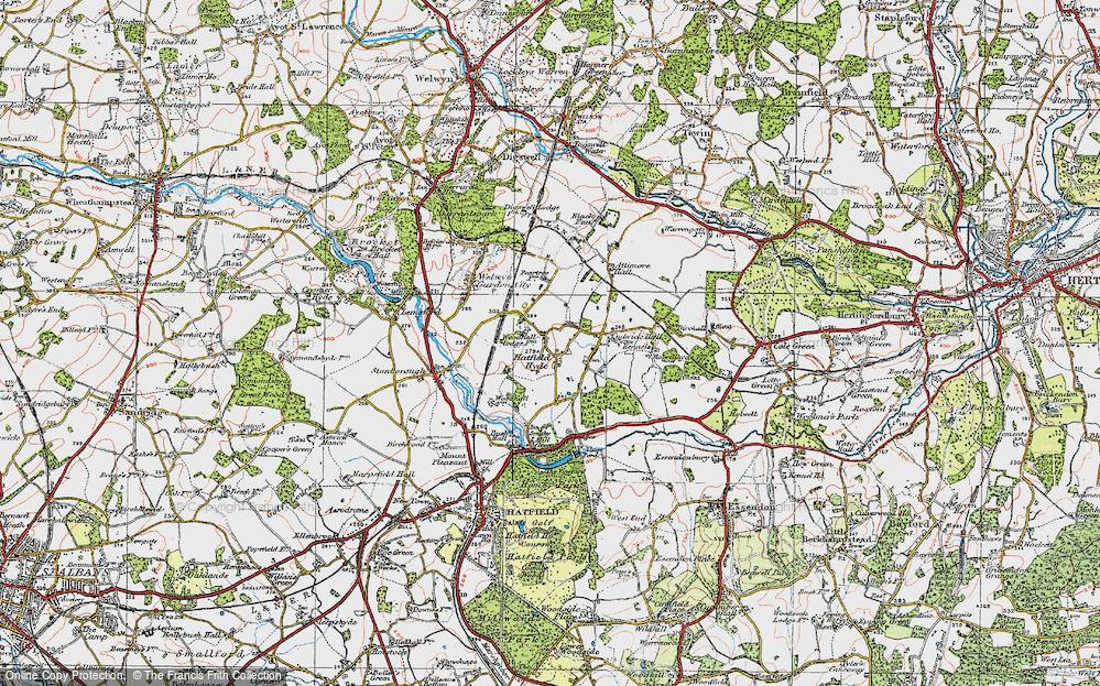 Woodhall, 1920