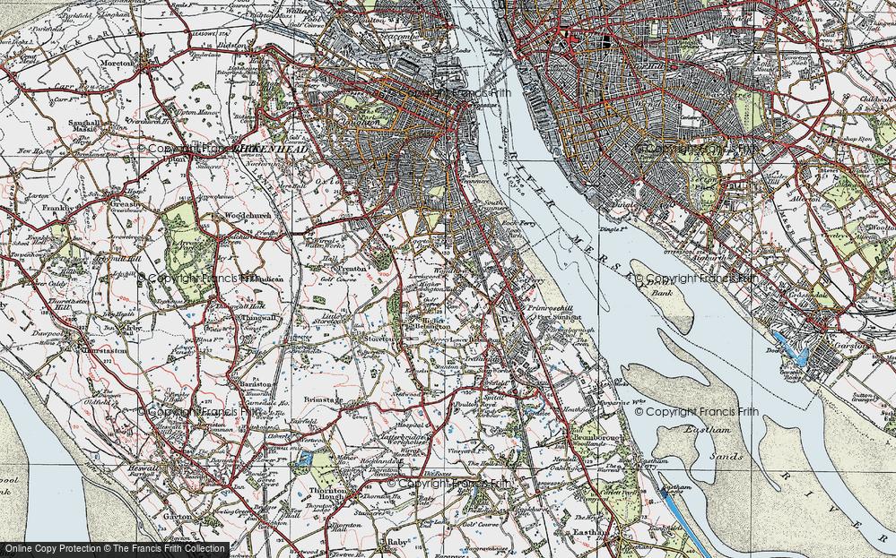 Woodhey, 1924