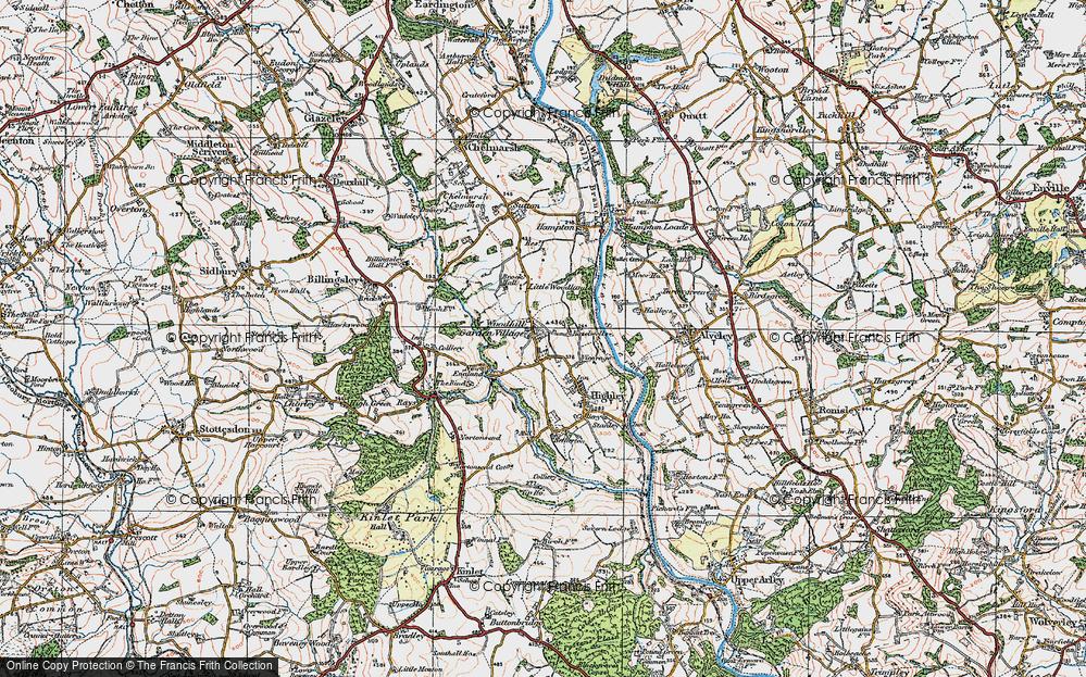 Woodhill, 1921