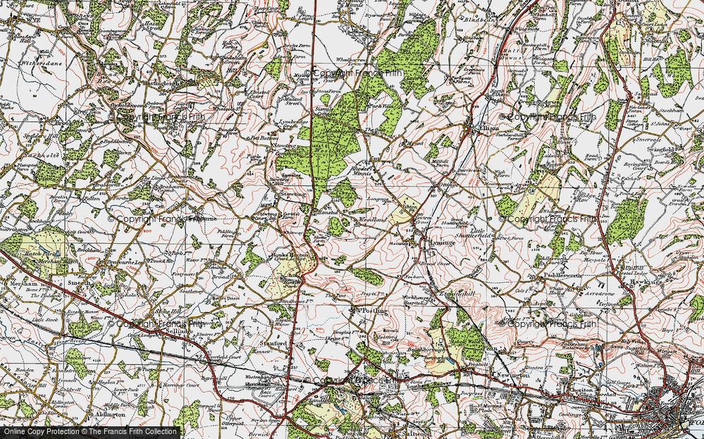 Woodland, 1920