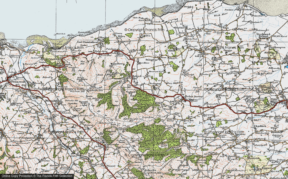 Woodlands, 1919
