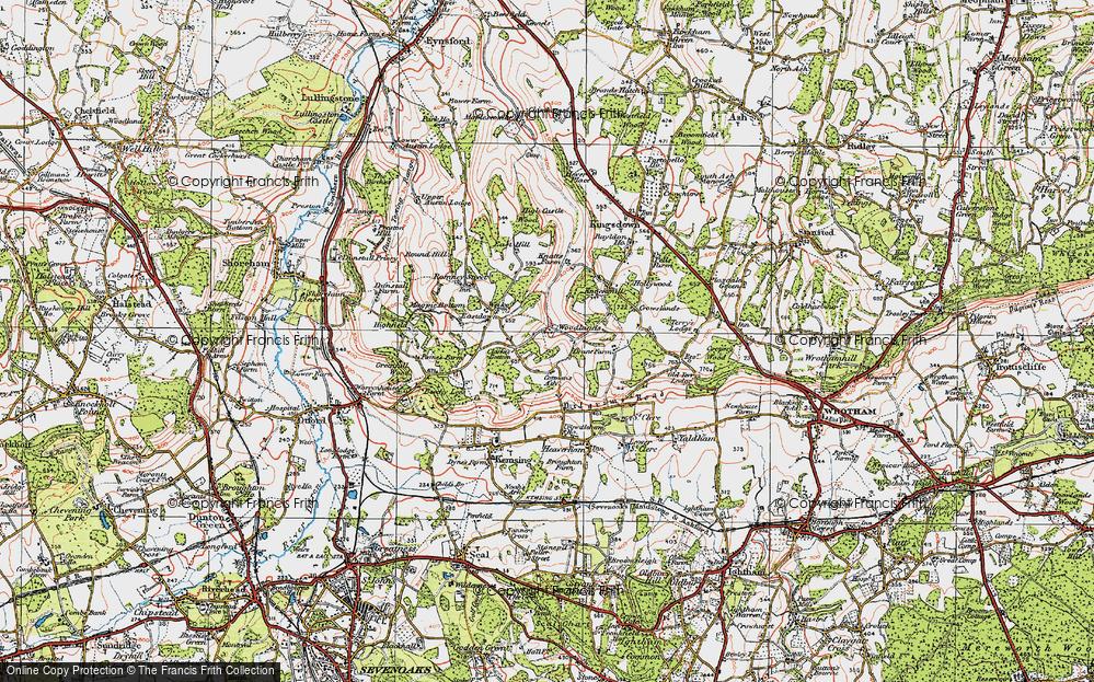 Woodlands, 1920