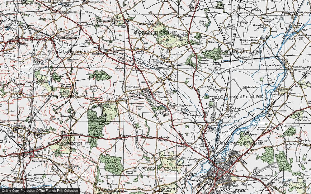 Woodlands, 1923