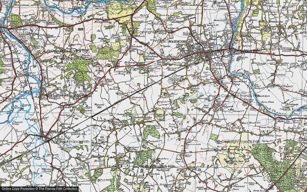 Woodlands Park, 1919