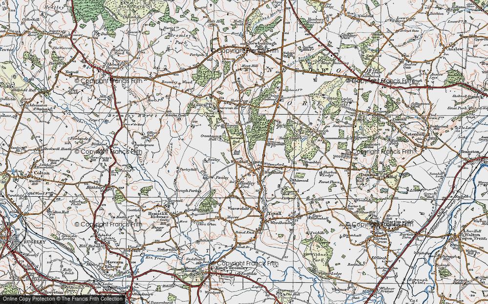 Woodmill, 1921
