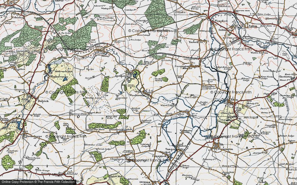 Woodnewton, 1922