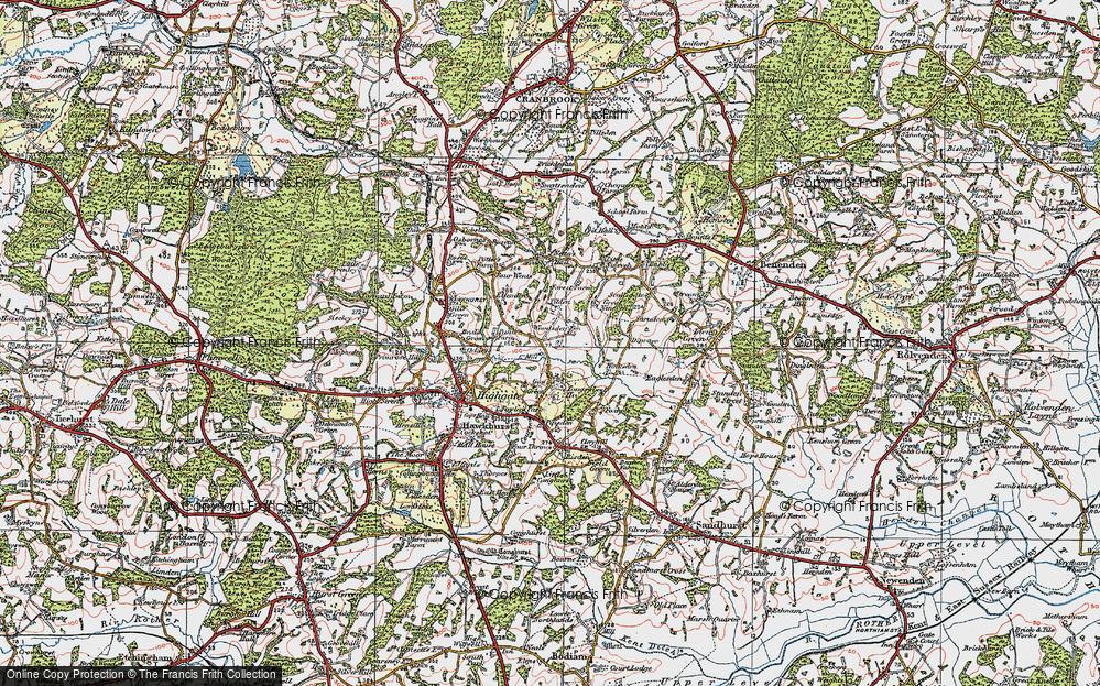 Woodsden, 1921